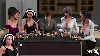 Lust Epidemic = all the lovely ladies at the table #38