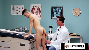 Hothouse - Dr. Cade Maddox Gives Thorough Prostate Exam