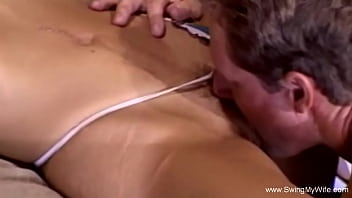 Wifey Gets Fucked By A Total Stranger Making Sex Session  - 69VClub.Com