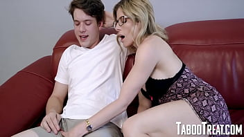 Mom,Stop Touching Yourself And Watch The Movie - Cory Chase