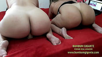 Two Raw Butt Butts having fun Bisexual - Access to WhatsApp and Content: www.bumbumgigante.com - Participate in my Videos