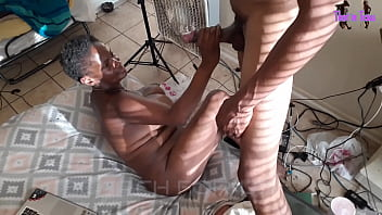 Thot in Texas - Pretty Egyptian African American Milf Sucking And backshots Cumshot on Ass