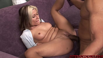 MILF Cindy gets Creampied by Blackzilla on the Casting Couch 17 min