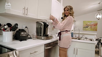 Cory Chase In Coffee With My Step Mom - Butt First Anal