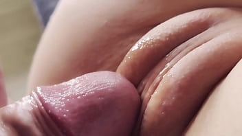Extremily close-up pussyfucking. Macro Creampie 60fps