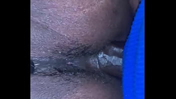 Made her pussy bust