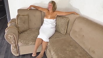 Old mom and son anal and blowjow sex