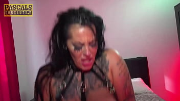 Streaming Video PASCALSSUBSLUTS - Busty MILF Ashley Cumstar Roughly Fucked - Fap18