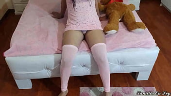 Teen Falls Into The Hands Of Her Kinky Stepdad - Stepdaughter Gets Fucked When Mom Is Not Home