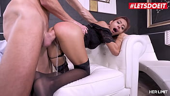 HERLIMIT - (Veronica Leal, Luca Ferrero) - Non Stop Squirting Anal Orgasms For Big Ass Latina Slut