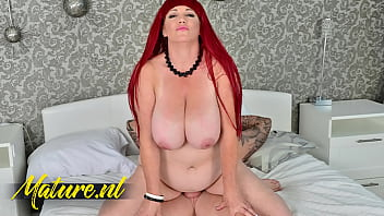 MatureNL - Busty Delicious Redhead Roxee Robinson Knows How To Fuck