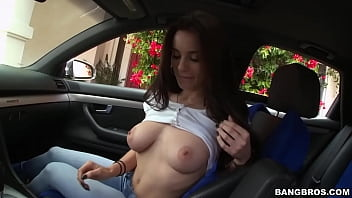 Bangbros - Beautiful Brunette Babe Lana Rhoades Taking Dick From Your Point Of View, Check It Out