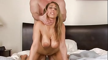 POV Cuckold 33 Natasha Vega cuckolds her stepdad and gives him a pov blowjob fucks him and locks him in chastity creampie eating and fucks him after