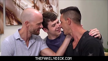 """Twink Stepson Threesome With Hunk Stepdad And Uncle - Jake Lawrence, Jax Thirio, Dakota Lovell <span class=""""duration"""">8 min</span>"""