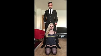 PASCALSSUBSLUTS – Busty Blonde Victoria Summers Dominated