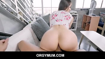 Lexi Luna Gets Her Milf Muff Creampied By Step Son
