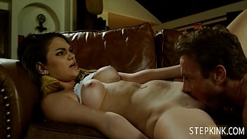 Giving Daughter A Breast Exam Takes A Different Turn - Athena Rayne