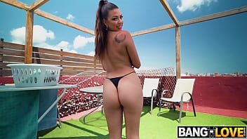 Fucking On A Roof With A View Camila Palmer