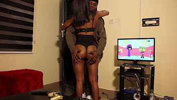 invited homie with BBC over to fuck stubborn sister
