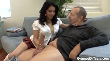 Latina Babe Gets Her Hairy Cunt Banged Hard