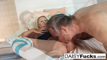 Daisy Monroe seduces her tutor and pays him in her own way
