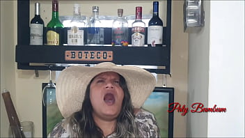My wife has a serious problem!!!  Don't watch this disgusting and dirty video.  Paty Butt - Brinquedo Ator - El Toro De Oro