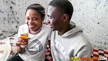 Real Amateur African Couple Homemade Sex Tape
