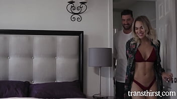 Cheating With My GFs TS Bestie - Chris Damned, Emma Rose