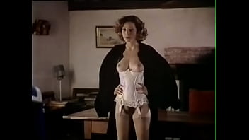 Annette Haven Is a Teacher Who Is Impressed by Her Student's Cock Size, and Then Gets Fucked to Hell by Him.