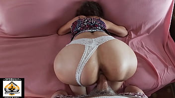 Round Ass Granny Loves It From Behind 6 min