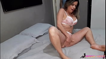 Stepmother caught cheating in the act did not resist her stepson's blackmail and has to give her ass to keep it a secret