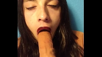 """Dumb Tranny Bitch Clover Thirsting For Cock Part 2 <span class=""""duration"""">64 sec</span>"""