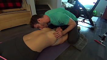Hot Personal Trainer Captured & Tickled! 1080p HD PREVIEW