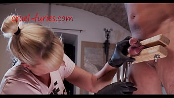 Squeezed Dick Tormented