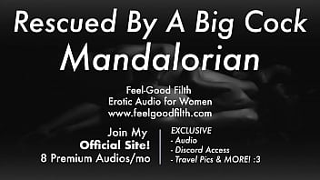 Rescued & Taken By A Big Cock Mandalorian Hero   Aftercare [Star Wars] [Erotic Audio For Women]