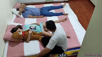 Clip sex I Fuck My Friend's Daughter While He Is Resting - The Day I Take Advantage Of The Weakness Of My Friend's Daughter