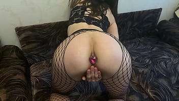 Oops! wrong hole babe! Pleaseee CREAMPIE in my ASS