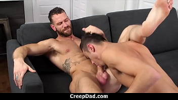 """Pervert Step Father Fucks His Young Stepson <span class=""""duration"""">8 min</span>"""