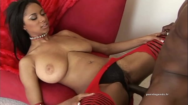 Tyra Moore doesn't pretend and goes all the way